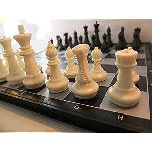 Chessebook Ajedrez Magnético s/w 36 x 36 cm