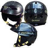 Gul Evo Whitewater Wassersport Sicherheit Kanu Kajak Jetski Segeln Helm, Black Evo 2 Airbon