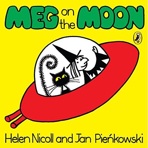 Meg on the Moon (Meg and Mog) (Cat Wheel Company)