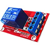 MagiDeal 3/5/24V 1 Canal Relé de Módulo de Placa Optocoupler LED para Arduino PIC Brazo AVR - 24v