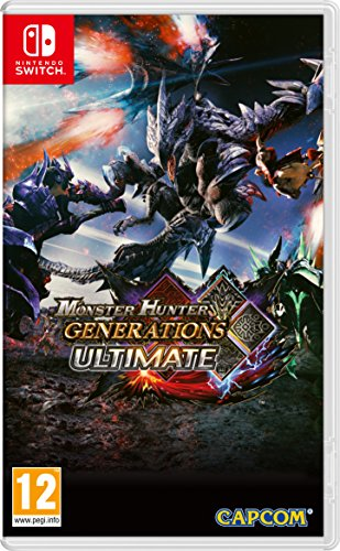 Monster Hunter Generations Ultimate - Edición Estándar (precio: 54,90€)