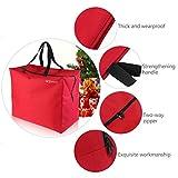 NICEXMAS - Bolsa de almacenamiento para árbol de Navidad