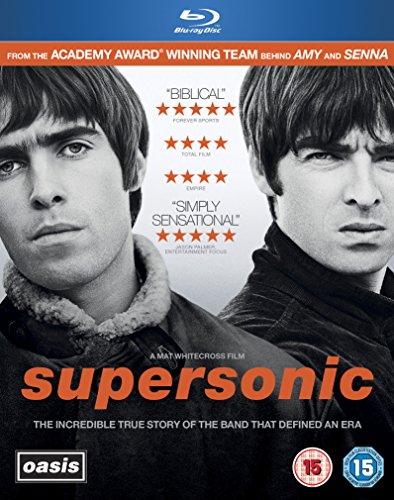 Preisvergleich Produktbild Oasis - Supersonic [Blu-ray] UK-Import,  Sprache-Englisch
