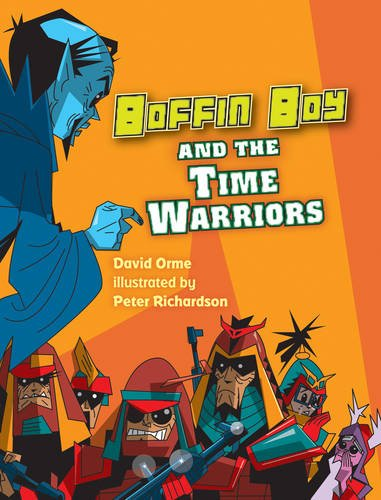 Boffin Boy and the Time Warriors