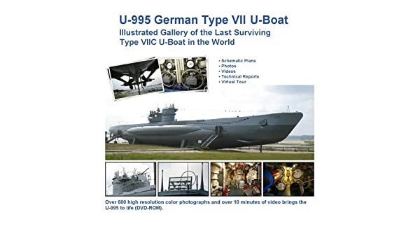 amazon in buy u 995 german type vii u boat illustrated gallery ofamazon in buy u 995 german type vii u boat illustrated gallery of the last surviving type viic u boat in the world book online at low prices in india