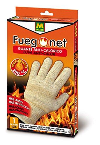 Fuegonet 231214 Guante Anti-calórico