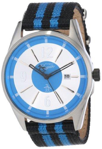 original-penguin-op4024sl-reloj-analogico-de-cuarzo-para-hombre-con-correa-de-nylon-color-multicolor