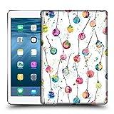 Head Case Designs Offizielle Ninola Weihnachtsblasen Muster 2 Ruckseite Hülle für iPad Air (2013)