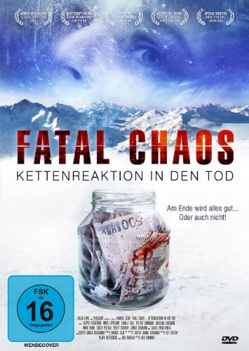 Fatal Chaos (Private Eyes Dvd)