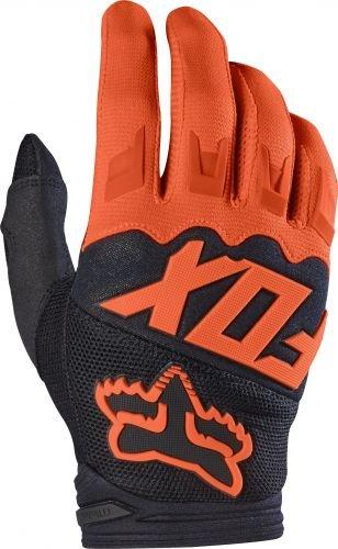 fox-gants-dirtpaw-course-orange-orange-s