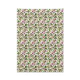 Uno di questi tappeti vi aiutera' a trasformare la stanza in un santuario privato. MISURE : Larghezza cm 110 x Lunghezza cm 150 Prodotto da Alta Qualita' 100% Microfibra - Peso leggero , molto morbido, tessuto di stoffa. Incluso i passanti a ...