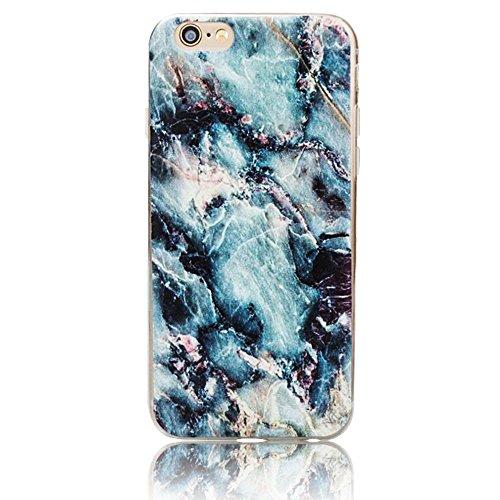 Case iPhone 5 TPU,Case Cover per iPhone 5S in TPU,Bonice iPhone 5S Marmo Case Cover iPhone 5 5S SE - pattern 1 model 07