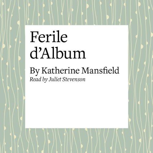 Feuille d'Album  Audiolibri