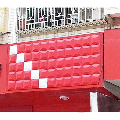 yazi-4-pices-3D-Dalles-de-Revtement-mural-fond-Store-panneau-de-papier-peint-dcor-carr-300-x-300-mm-16-couleur