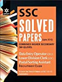 #10: SSC Solved Papers Combined Higher Secondary (10+2) level DATA ENTRY OPERATOR (DEO), LOWER DIVISION CLERK (LDC), Postal/Sorting Assistant Recruitment Exam