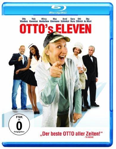 Otto's Eleven (2010) ( Otto's 11 ) (Blu-Ray)