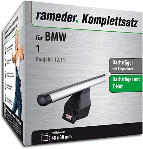 Rameder Komplettsatz, Dachträger Tema für BMW 1 (118785-11003-37)