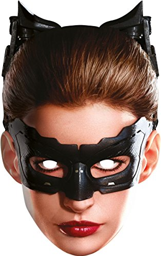 The Dark Knight Rises Maske Catwoman Pappmaske Karneval Fasching