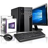 "Komplett PC-Paket Entry-Gaming/Multimedia Computer mit 3 Jahren Garantie! | Quad-Core! AMD A10-4655 4 x 2.8 GHz | 4GB | 500GB | 7620G 4 GB | USB3 | DVD±RW | Win10 | 22"" LED TFT | Tastatur+Maus #5564"