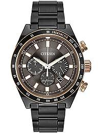 Citizen Analog Grey Dial Unisex Watch-CA4207-53H