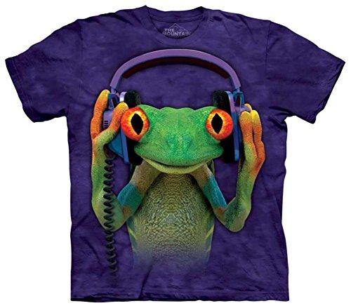 dj-peace-frog-adults-t-shirt-adult-xxxl-fits-chest-52-inch-132-cm