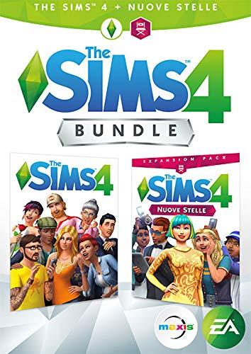 The Sims 4 - Espansione Nuove Stelle (Codice digitale incluso nella confezione) - PC [Bundle]