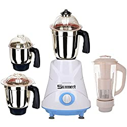 Sunmeet 750 Watts MG16-67 4 Jars Mixer Grinder Direct Factory Outlet