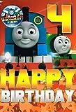 Best Thomas & Friends Friend Badges - Thomas the Tank Engine Carte d'anniversaire 4ans et Review