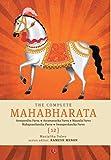 The Complete Mahabharata - Vol. 12: Aswamedha Parva, Asramavasika Parva, Mausala Parva, Mahaprasthanika Parva, Swargarohanika Parva