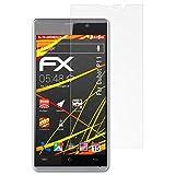 atFolix Folie für Cubot P11 Displayschutzfolie - 3 x FX-Antireflex-HD hochauflösende entspiegelnde Schutzfolie