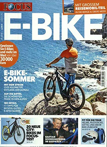 FOCUS E-Bike 1/2019