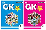 Gikso GK Star Combo of Class 2 and 3 Age 5-8 Years Old Kids Pack of 2 Books