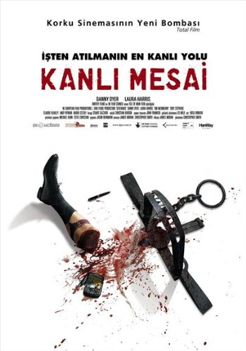 Severance Plakat Movie Poster (11 x 17 Inches - 28cm x 44cm) (2006) Turkish D
