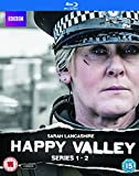 Happy Valley - Series 1 & 2 [Blu-ray] [2016]