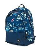 Rip Curl Heritage Logo Double Dome Mochilas de a diario, 43 cm, 22 litros, Azul