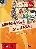 Felix Sierra: Lenguaje Musical 3A (Libro/CD) - Partituras, CD