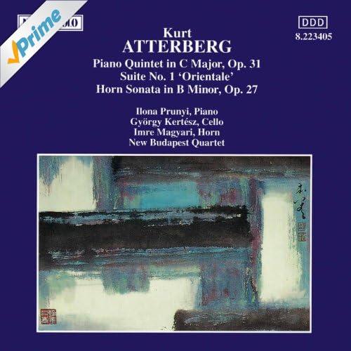 Atterberg: Piano Quintet / Suite No. 1 / Horn Sonata