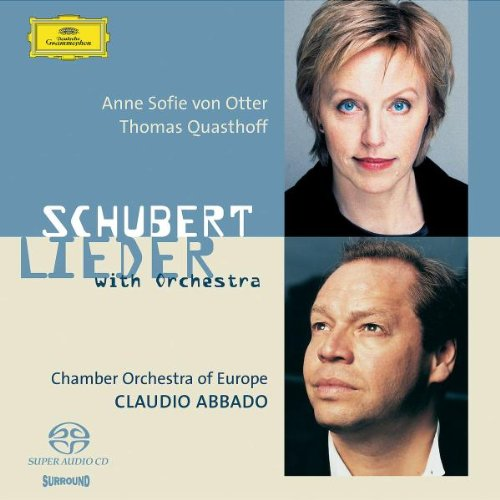 Schubert Songs Orchestrated [Import USA]