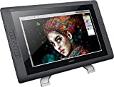 Wacom Cintiq 22HD DTK-2200, Display interattivo con penna, Full HD, Supporto rotante, 21.5 pollici