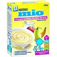 Repas De Bébé Pappa Lattea Alla Frutta Mio 250 G