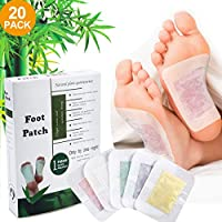 Fußflicken, Entgiftungs-Fußpads entgiften, gesundheitliche Pflege, entfernen Körpergifte, Stressabbau, verbessert... preisvergleich bei billige-tabletten.eu