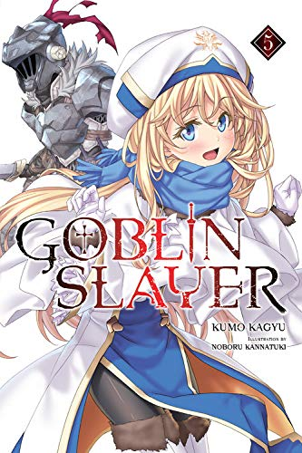 Goblin Slayer, Vol. 5 (light novel) por Kumo Kagyu