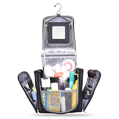 TOMOUNT, Beauty Case Nero nero L