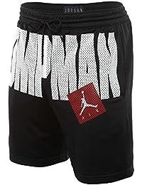 8e40464a92e9c Jordan Pantaloncini Sportswear Aj Jumpman Air Mesh nero formato  XXL  (XX-Large)