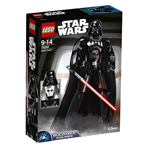LEGO - Star Wars - Dark Vador - 75534 - Jeu de Construction