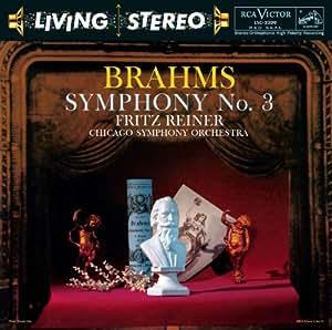 Brahms : Symphonie n° 3 en fa majeur, op. 90 - Beethoven : Symphonie n° 1 en ut majeur, op. 21