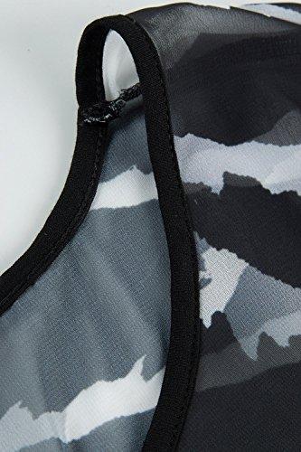 GINA_LAURA Damen   Tunika   Straß, Muster   Oversized   bis Größe 58-64   174401 Multicolor