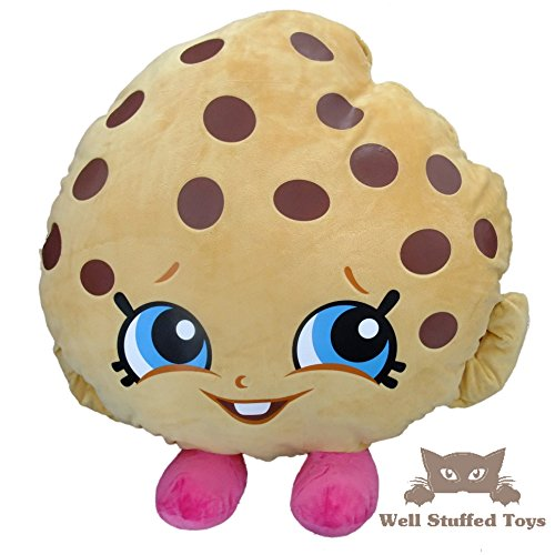 Large Giant Shopkins Kookie Cookie Soft Toy Plush 50cm 20""