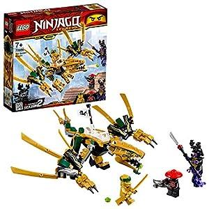 LEGO Ninjago - Il Dragone d'oro, 70666  LEGO