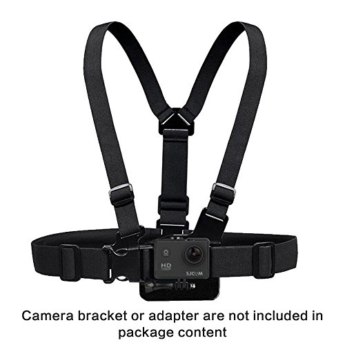 SJCAM Accessories Adjustable Head Strap Mount Chest Strap Mount Video Camera Body Strap Pets Dog Fetch Harness for SJCAM SJ7 STAR/SJ6 LEGEND/ SJ5000X Elite/SJ4000WF/M20/M10WIFI